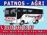 Patnos'tan Ağrı Havaalanına Nasıl Gidilir ?